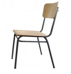 Classic school chair